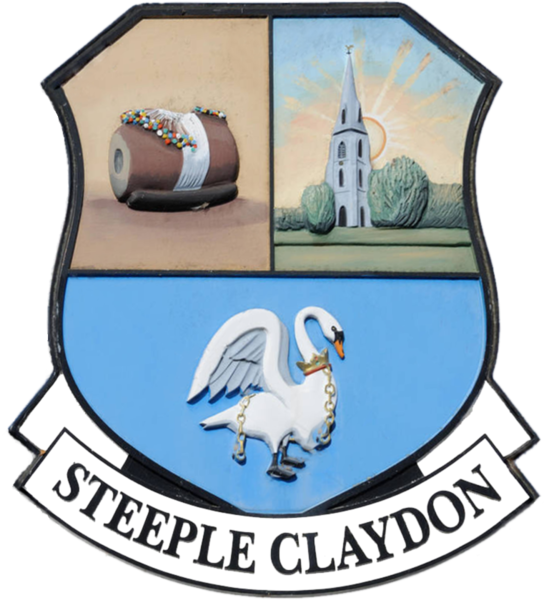 Steeple Claydon Parish Council logo